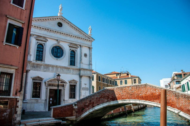 The Church of San Sebastiano - Venice, Italy - rossiwrites.com