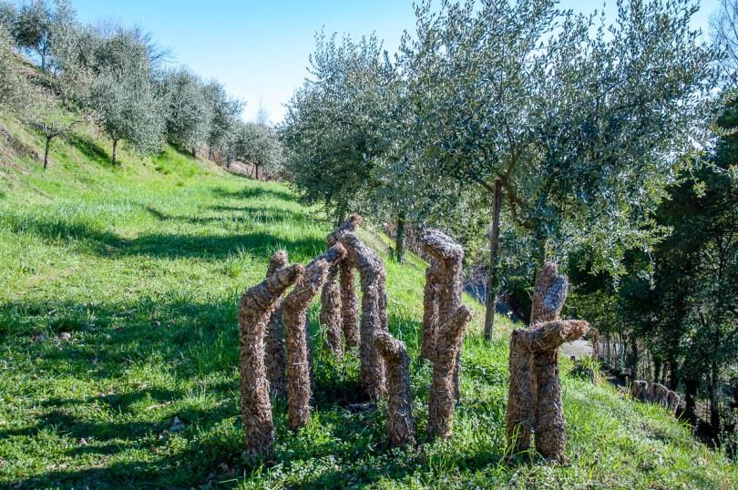 Dante's Hill - Col Bastia - Romano d'Ezzelino, Veneto, Italy - rossiwrites.com