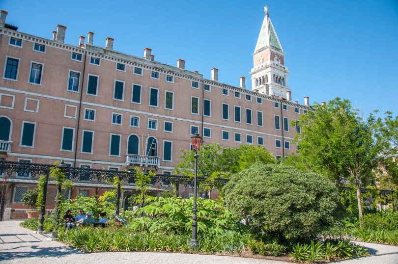 Giardini Reali - Venice, Italy - rossiwrites.com