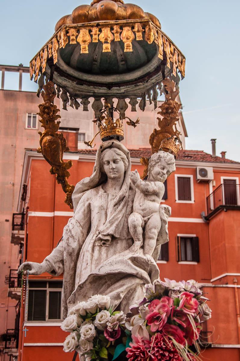 Refugium Peccatorum - Piazzale Perotolo, Chioggia - Veneto, Italy - rossiwrites.com