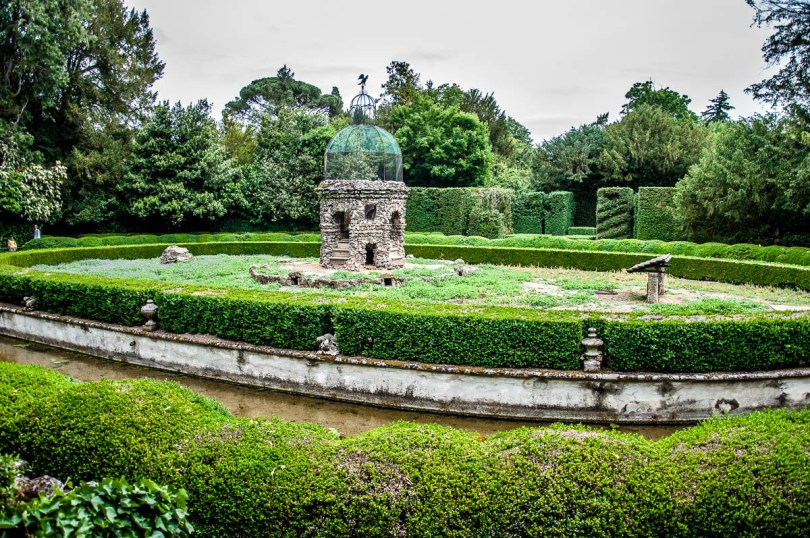 Rabbits' Island - Giardino Valzansibio - Euganean Hills, Padua, Italy - rossiwrites.com