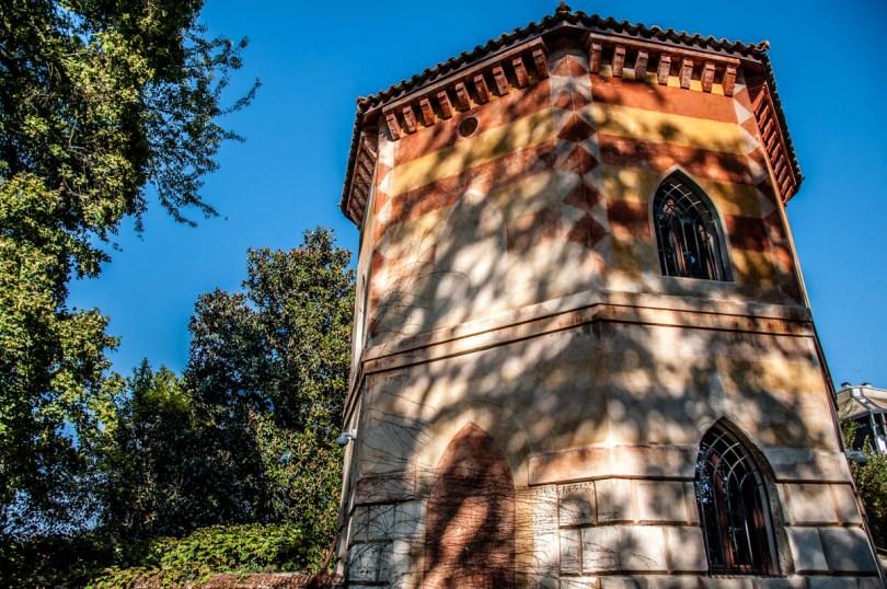 The East Dovecote - Parco Villa Bolasco - Castelfranco Veneto, Italy - www.rossiwrites.com