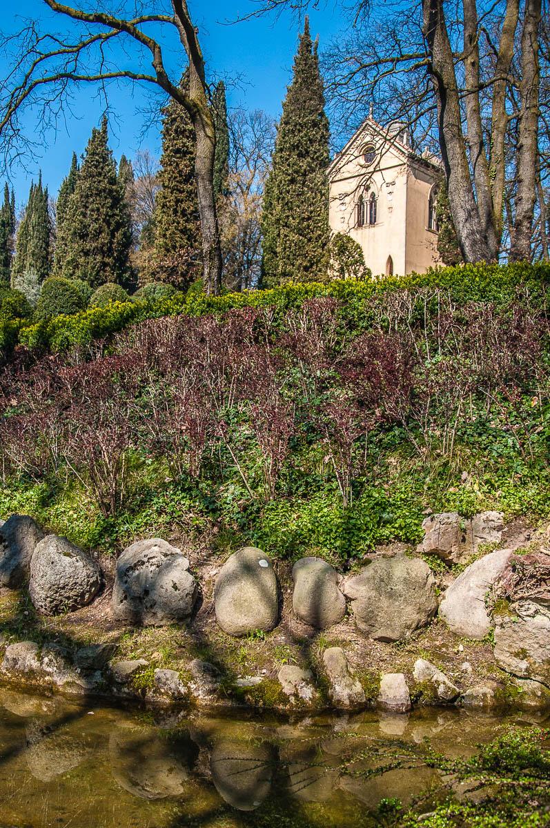 View of Parco Giardino Sigurta - Valeggio sul Mincio, Province of Verona, Veneto, Italy - rossiwrites.com
