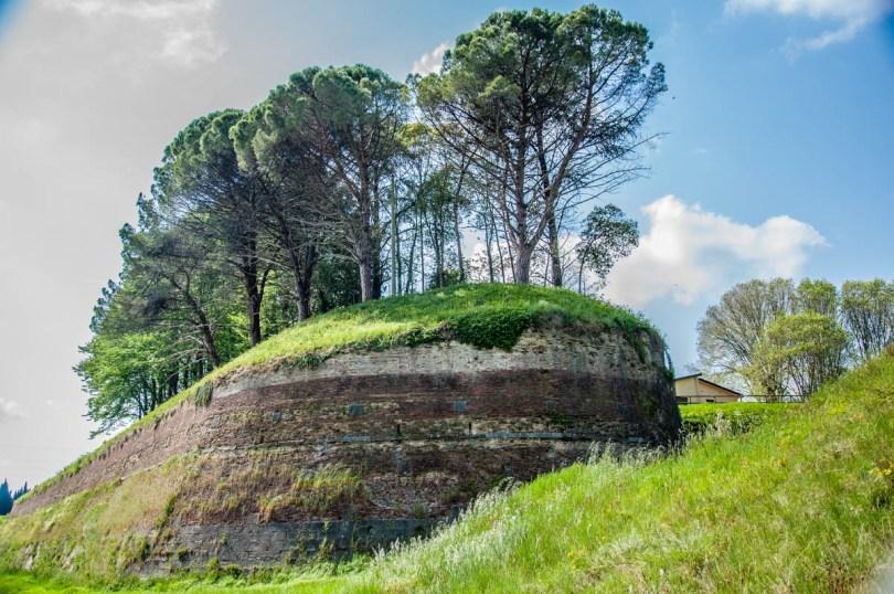 Defensive bastion - Palmanova, Friuli-Venezia Giulia, Italy - www.rossiwrites.com