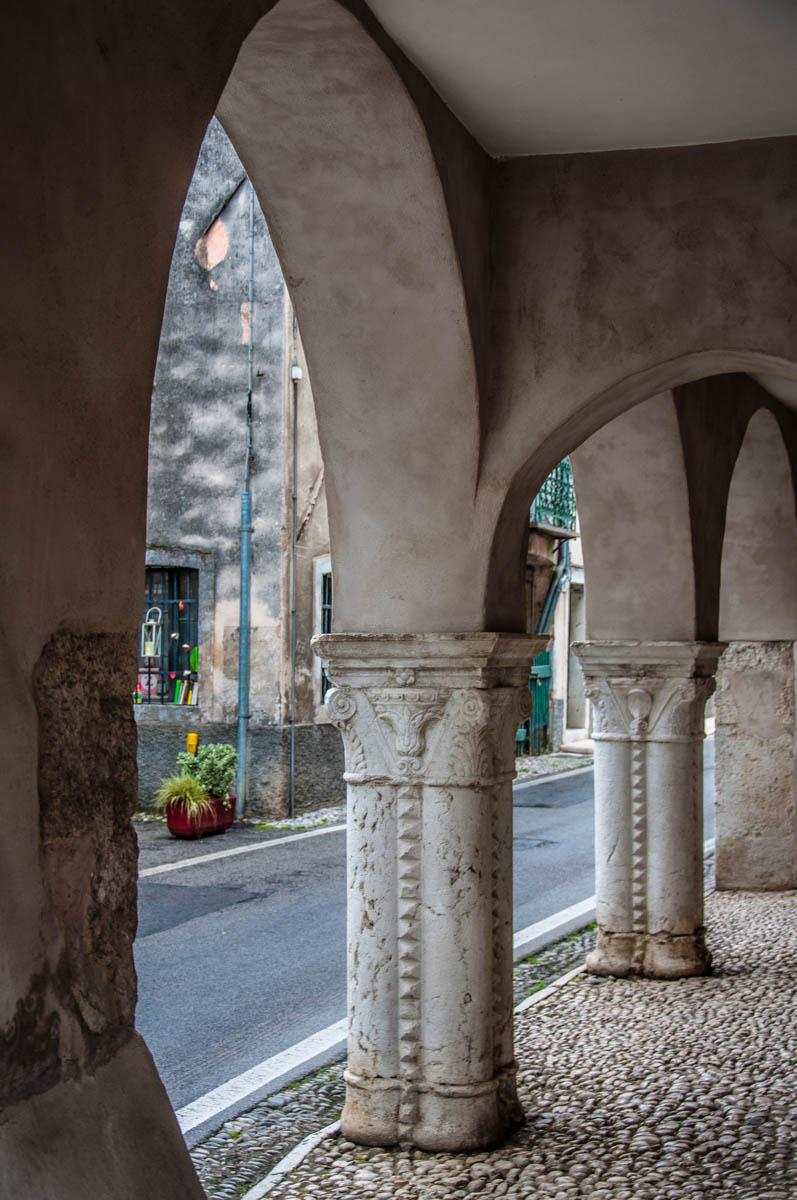 Palazzo Scolari-Salice - Polcenigo, Friuli Venezia Giulia, Italy - rossiwrites.com