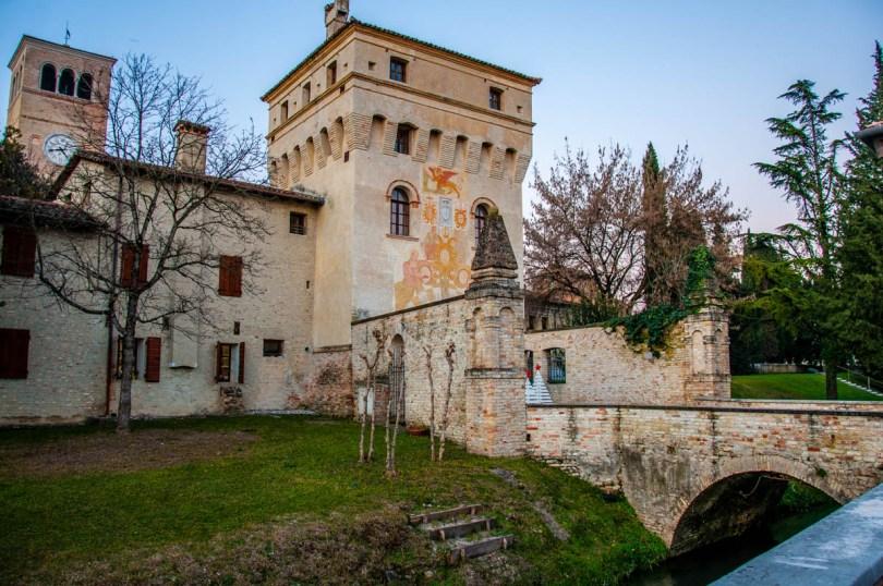 Sesto al Reghena - Friuli-Venezia Giulia, Italy - rossiwrites.com