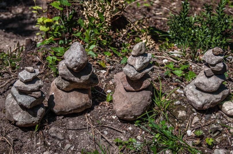 Stones - Crero, Lake Garda, Veneto, Italy - rossiwrites.com