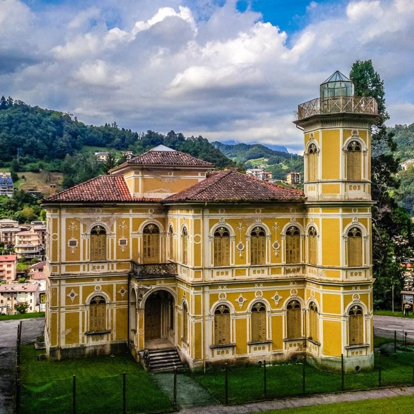 Villa Margherita - Recoaro Terme, Veneto, Italy - rossiwrites.com