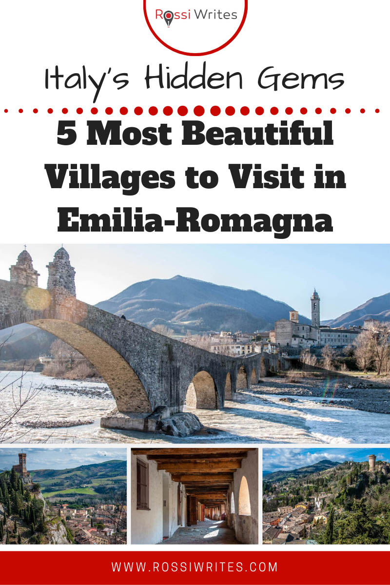 Pin Me - 5 Most Beautiful Villages to Visit in Emilia-Romagna, Italy - rossiwrites.com