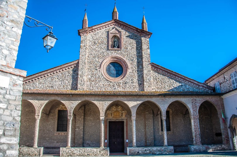 The Abbey of St. Colombanus - Bobbio, Province of Piacenza - Emilia-Romagna, Italy - rossiwrites.com