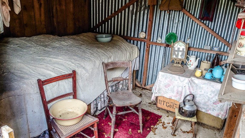 Inside a historic hoppers' hut - Kent Life - Maidstone, Kent, England - rossiwrites.com