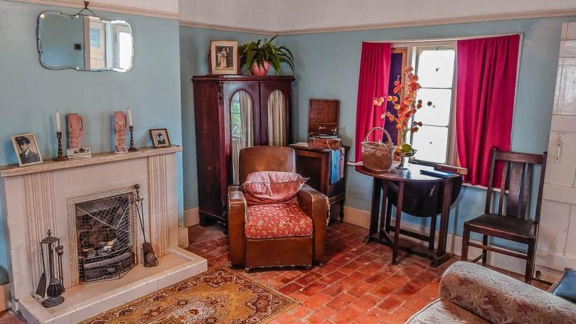 Vintage lounge - Kent Life - Maidstone, Kent, England - rossiwrites.com
