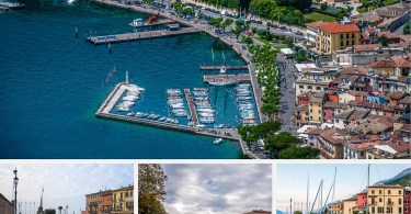 Verona to Lake Garda- 3 Ways to Travel from the City of Romeo and Juliet to Italy's Largest Lake - rossiwrites.com
