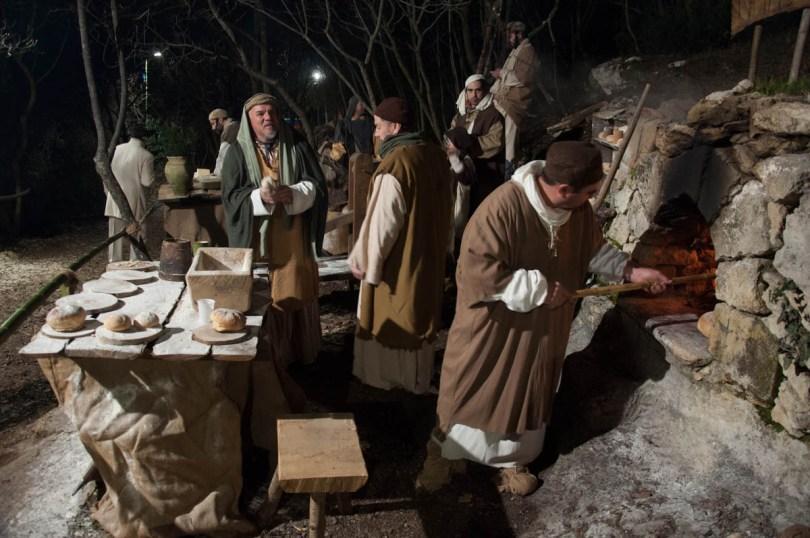 Living Nativity Scene - Grotte di Villaga - Berici Hills, Veneto, Italy - rossiwrites.com