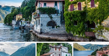 A Walk Through Nesso - The Prettiest Village on Lake Como, Italy - rossiwrites.com