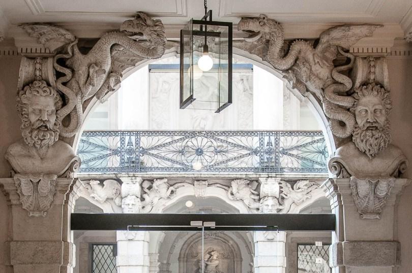 Gallerie d'Italia at Palazzo Leoni Montanari in Vicenza - Veneto, Italy - rossiwrites.com
