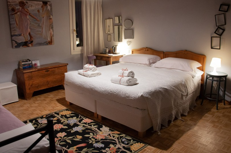B&B Portico Rosso - Vicenza, Italy - rossiwrites.com