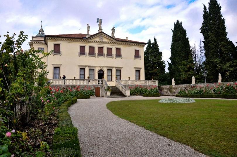 Villa Valmarana ai Nani - Vicenza, Italy - rossiwrites.com