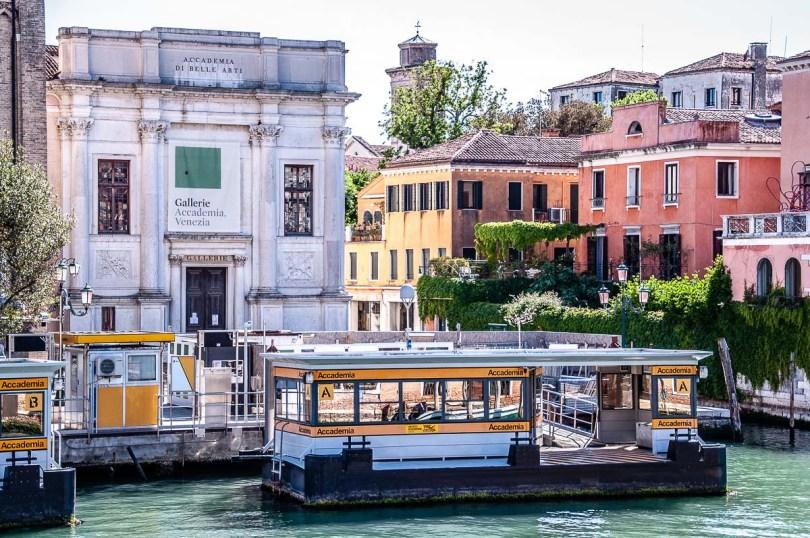 Gallerie dell'Accademia - Venice, Italy - rossiwrites.com