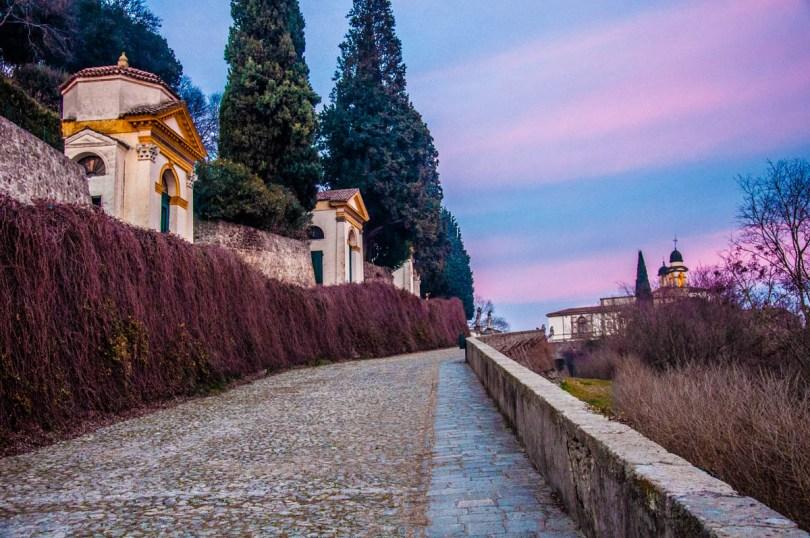 Sanctuary of the Seven Churches - Monselice - Veneto, Italy - rossiwrites.com