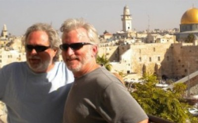 Tabor & Nichols March 2017 Tour of Israel