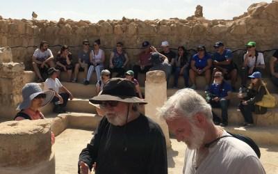 Tabor – Nichols 2019 Israel Tour
