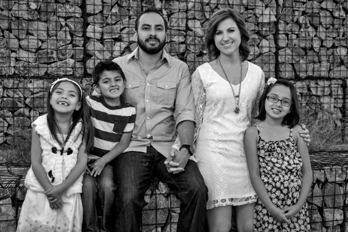 Phoenix Arizona family photo