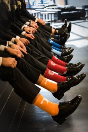 groomsmen college socks