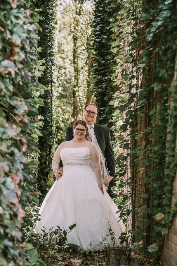 Industrial Wedding | Best Photographer in Cleveland