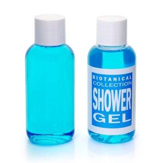 Sea Spa Blue Shower Gel, 50ml