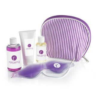 Lavender Relaxing Set In A Bag