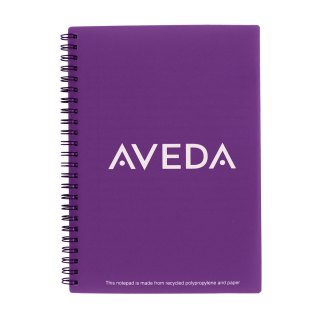Green & Good A5 Polypropylene Wire Notebooks - Recycled