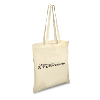 Green & Good Portobello Bag Long Handles - Cotton