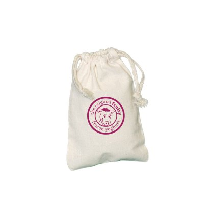 Green & Good Tiny Drawstring Pouch - Cotton 4oz