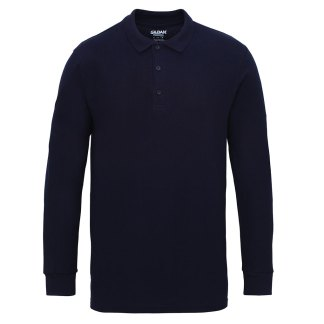 Long Sleeve Premium Cotton® Double Piqué Polo Shirt