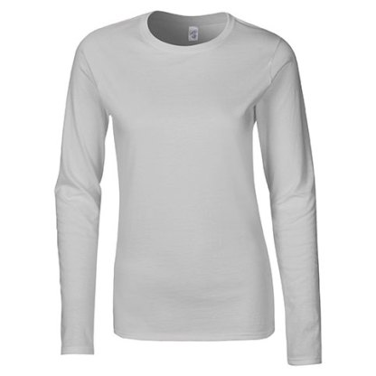 Ladies SoftStyle® Long Sleeve T-Shirt