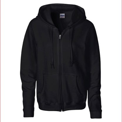 Heavy Blend™ Ladies Zip Hooded Sweatshirt