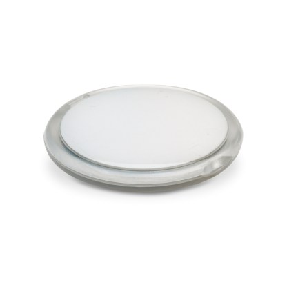Rounded double compact mirror