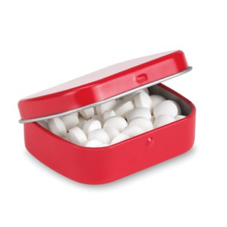 Easy tin silver with mints