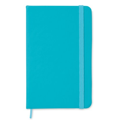 A6 notebook lined