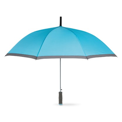 Auto open grey edge umbrella