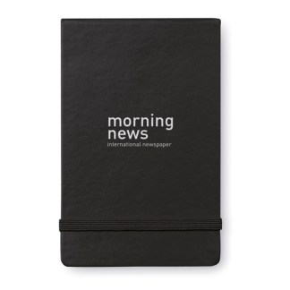Vertical format notebook