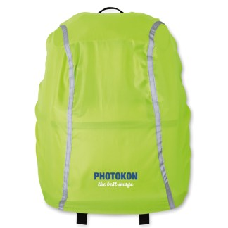 Foldable backpack cover