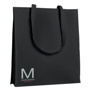 Twill cotton shopping bag