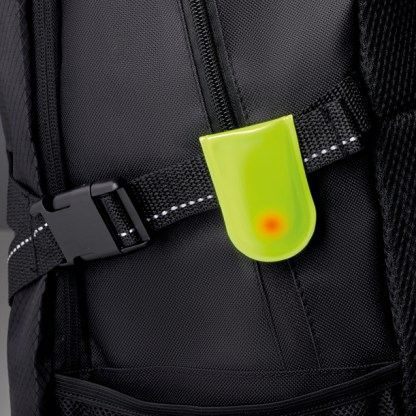 LED safety light with magnet