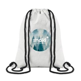 Tyvek® drawstring bag