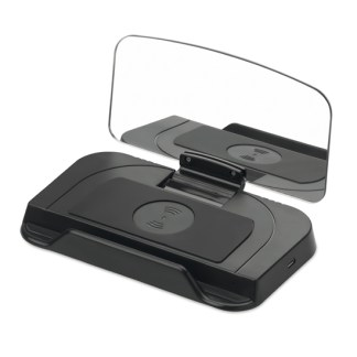 Car HUD wireless charger