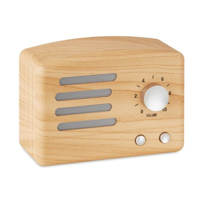 Wooden look Bluetooth Speaker