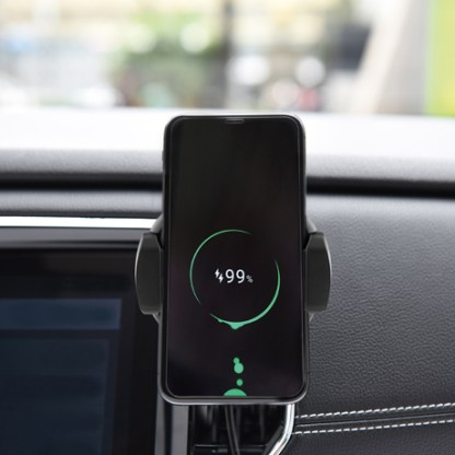 Car wireless charger mount.