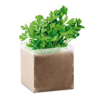 """Compost with seeds """"PARSLEY"""""""
